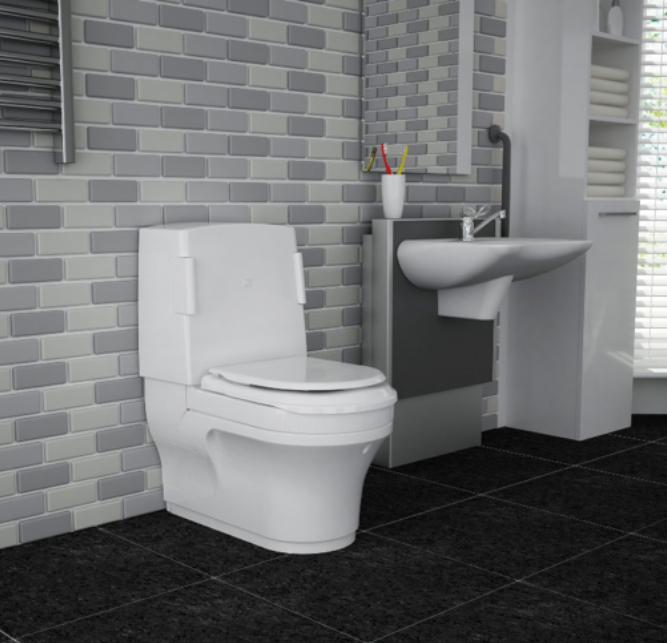 Palma Vita Shower Toilet