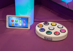 Android tablet and interactive controller